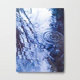 Spring Sprinkles Metal Print