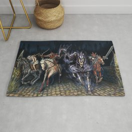 The Four Horsemen of the Apocalypse 2016 Rug