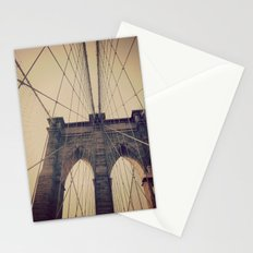 Brooklyn Web Stationery Cards
