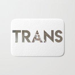 Trans David Bath Mat