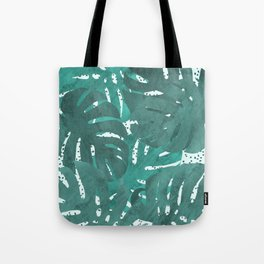Monstera delight II Tote Bag