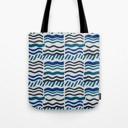 Waves, Cool Tote Bag
