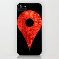 Destination iPhone (5, 5s) Slim Case