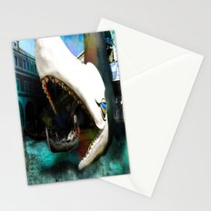 Whale of a Ride Stationery Cards