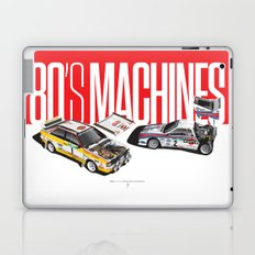 80's Machines Laptop & iPad Skin