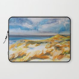 Ostend`s Dunes Laptop Sleeve