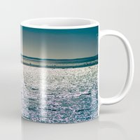 cape cod Mugs featuring Chatham Cape Cod Massachusetts by ELIZABETH THOMAS Photography of Cape Cod