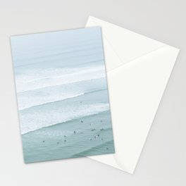 Tiny Surfers from the Sky 3, Lima, Peru Stationery Cards