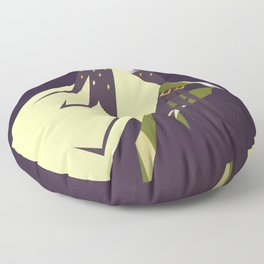 Lady Loki Floor Pillow
