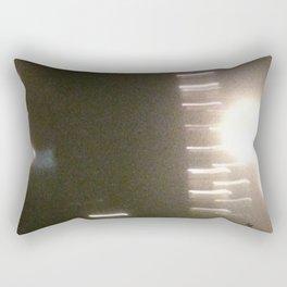 Abstracte Light Art in the Dark 1 Rectangular Pillow