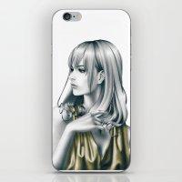 sound iPhone & iPod Skins featuring sound by Shusei Mochizuki