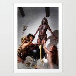 Condemned Art Print