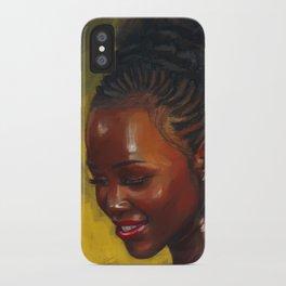 Lupita iPhone Case