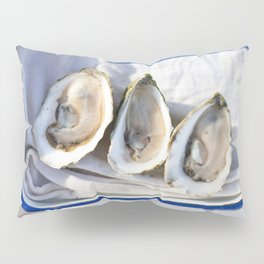 Oysters on Duxbury Bay Pillow Sham