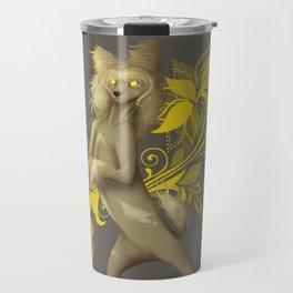 Crested Travel Mug