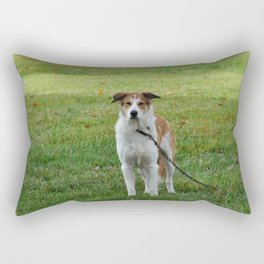 Courage Rectangular Pillow