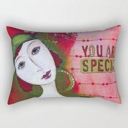 You are Special Rectangular Pillow