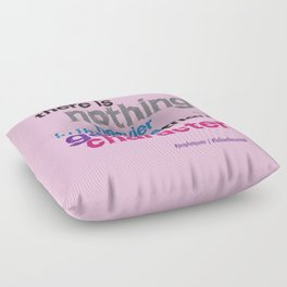 PROPHET QUOTES Floor Pillow