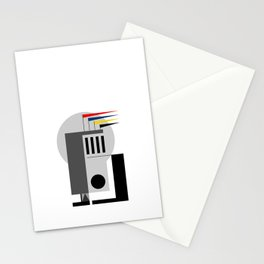 BAUHAUS DREAMING Stationery Cards