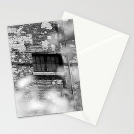 Solitary observation Stationery Cards