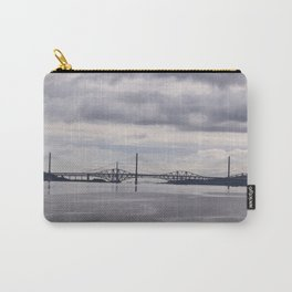 Queensferry and Forth Bridges Carry-All Pouch