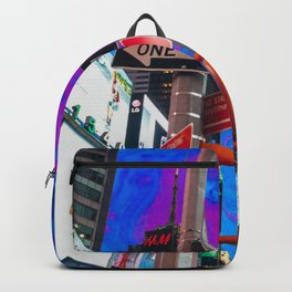 Times Square! Backpack