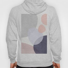 Pastel Shapes III Hoody