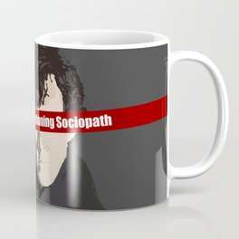Sherlock: High-Functioning Sociopath Coffee Mug