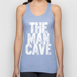 Man Cave 1 Unisex Tank Top
