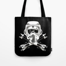 Jolly Biker Tote Bag
