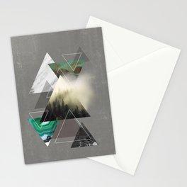 Triangles Symphony Stationery Cards