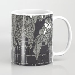 The Cask of Amontillado by Harry Clarke Coffee Mug