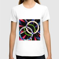 circles T-shirts featuring circles by haroulita