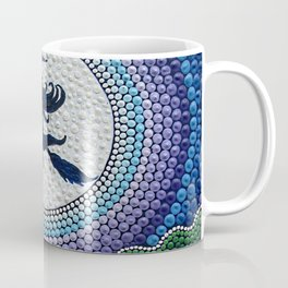 The magic of the night. We all have a little witch)))). Fascinate others! Coffee Mug