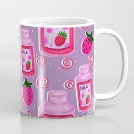 pink bottle strawberry Coffee Mug