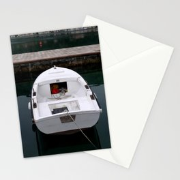 The White Boat Stationery Cards