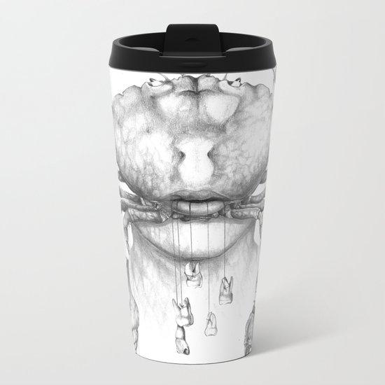 all things grow 5 Metal Travel Mug