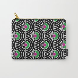 Dancing on old LPs Carry-All Pouch