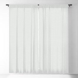 Eggwhite | Tiny Check Pattern Blackout Curtain