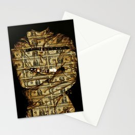 Affluenza Stationery Cards