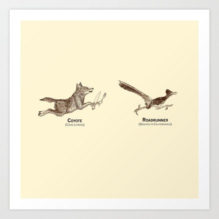 Endangerous Species Art Print