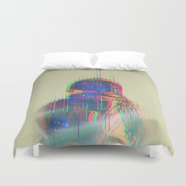 The Space Beyond - Astronaut Duvet Cover