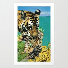 arsicollage_1 Art Print