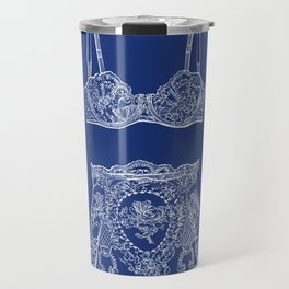 Blue Night Travel Mug