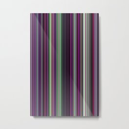 Lovely Candy Metal Print
