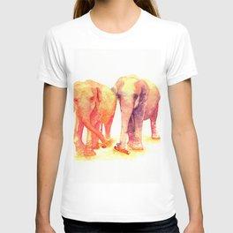 A couple of elephants T-shirt