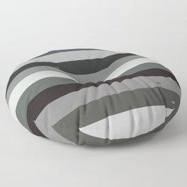 Pantone gray scale Floor Pillow