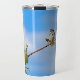 Swinging on a Vine Travel Mug