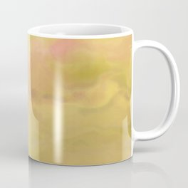 Mustard Marble texture Coffee Mug