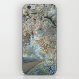 Cotswolds Frost iPhone Skin